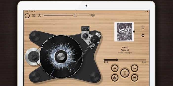 Vinylage. El mejor reproductor de audio vintage para Android