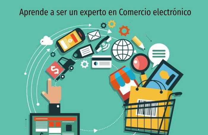 Aprende a ser un experto en Comercio electrónico