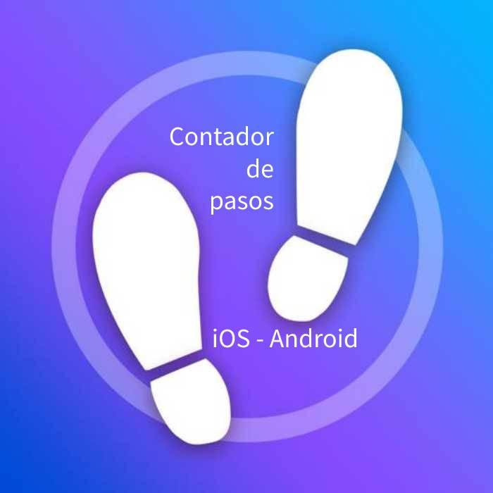 Contador de pasos y calorías para tu móvil iOS o Android