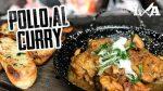Aprende a cocinar pollo al curry en un disco
