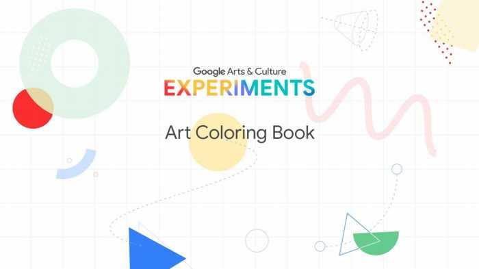 Nuevo experimento para colorear online usando paletas de cuadros famosos