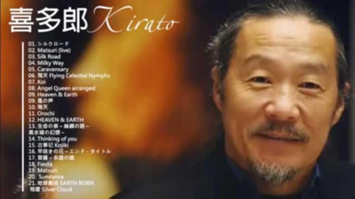 Album completo de música instrumental de Kitaro