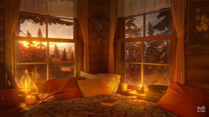 2 ambientes con más de 10 horas de música relajante