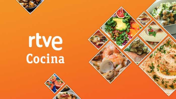 Las mejores recetas de cocina española y latinoamericana de la RTVE