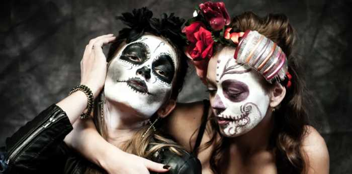 Avatares y maquillajes terroríficos para celebrar Halloween